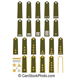 Czech army insignia - Military ranks and insignia of the...