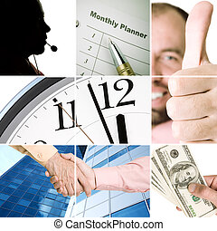 business professionals - concept made from my images for...