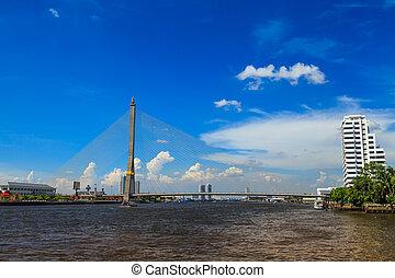 ponte,  rama,  8