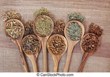 Natural Health Remedies - Herb selection for alternative...