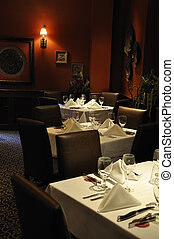 Fine Dining - Private dining room at Brazilian steakhouse
