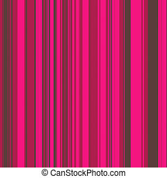 Pink and Brown Stripes