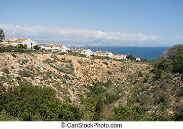 Gran Alacant - Gran Alacant, one of the most popular tourist...