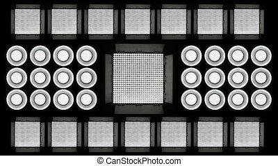 Led Lights Flashing 4