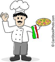 pizza baker