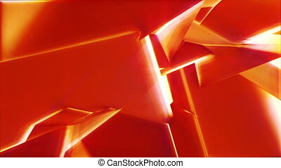 Abstract Background 19 - Shiny Glossy Abstract Background