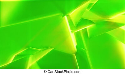 Abstract Background 20 - Shiny Glossy Abstract Background