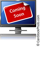 Television Screen