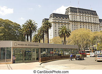 bicentenario, museo