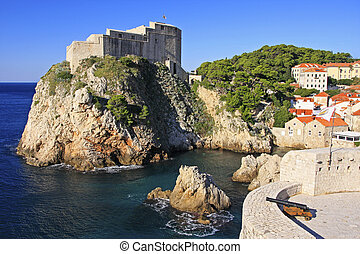 St. Lawrence Fortress, Dubrovnik, Croatia - St. Lawrence...