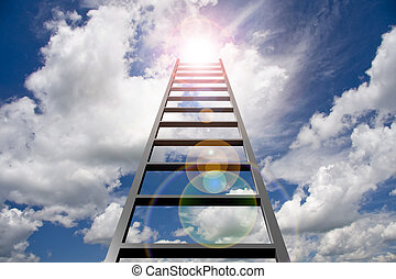 Ladder to sucess