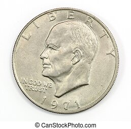 1971 US coin