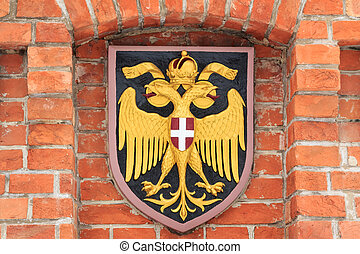 Austrian coat of arms - Austrian empire coat of arms: the...