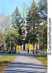 Church, temple
