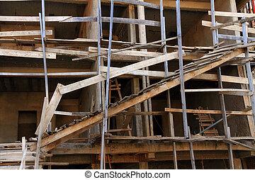 Dangerous Construction Site - A very dangerous construction...