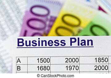 business plan - a business plan for starting a business...