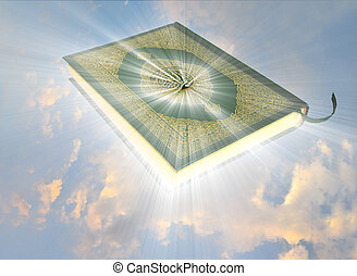 Holy Quran - The book of God Almighty, who revealed to...