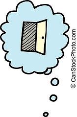 Opportunity Door Opening