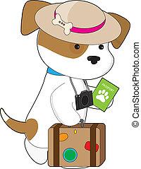 Puppy Travel