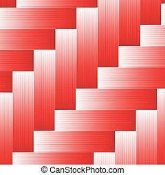 red parquet background