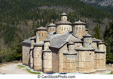 Church of the Holy Cross in Greece - Church of the Holy...