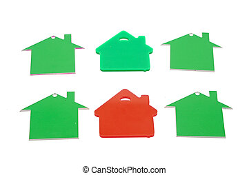 real estate house background