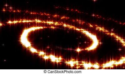 Glisten Glamour Spirals 7 - Glisten Glamour Shiny Spiral...