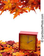 Fall Back Time Change