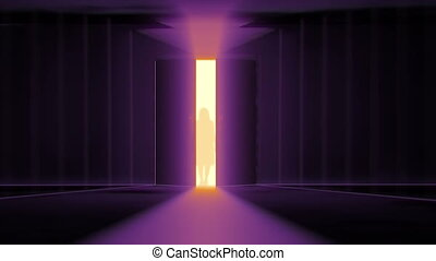 Mysterious Door to Heaven | New Opportunity Japanese Ghost...