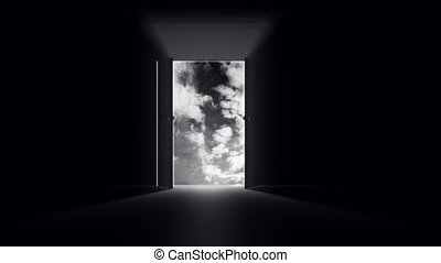 Mysterious Door v6 1 - Mysterious Door to Heaven | New...