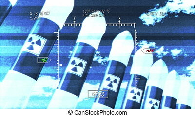 Nuclear Rockets 3 - Nuclear Rockets Ready to Launch 3D...