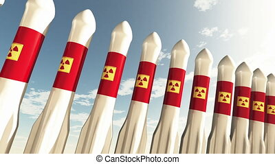 Nuclear Rockets 13 - Nuclear Rockets Ready to Launch 3D...
