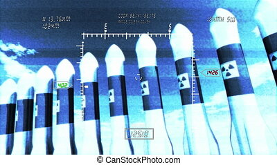 Nuclear Rockets 15 - Nuclear Rockets Ready to Launch 3D...