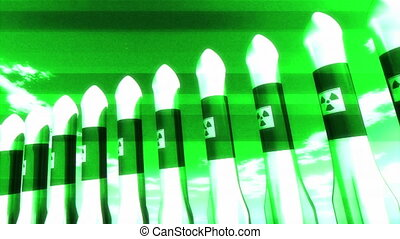Nuclear Rockets 16 - Nuclear Rockets Ready to Launch 3D...