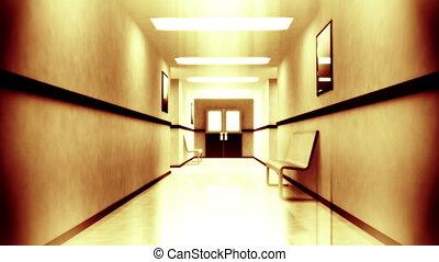 Scary Hospital Corridor 2 - Scary Hospital Corridor Horror...