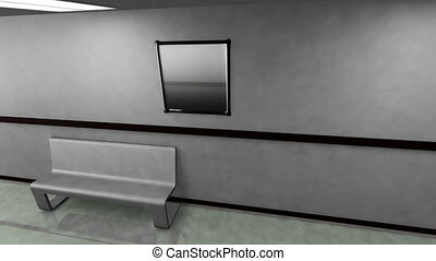 Scary Hospital Corridor v2 1