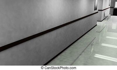 Scary Hospital Corridor v4 1 - Scary Hospital Corridor...
