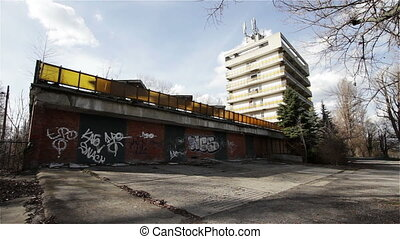 Scary Abandoned Building 1