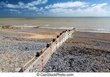 St Margarets Bay Kent England UK