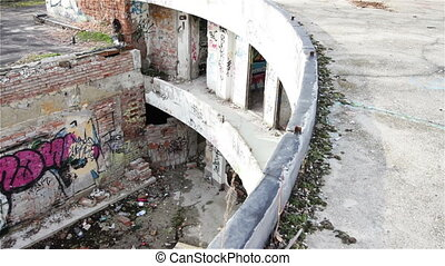Scary Abandoned Building 18 pan - Scary Abandoned Building...