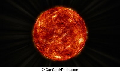 Sun - image of the Sun