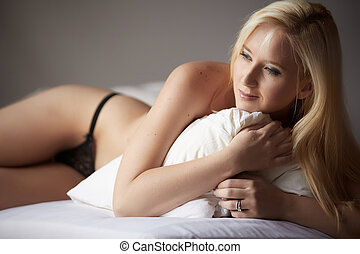 sexy adult woman - Beautiful and very sexy young adult...
