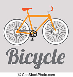 Illustration of Bicycle - Illustration of Bicycle, Riding on...