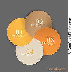 Modern design layout / modern design template, vector...