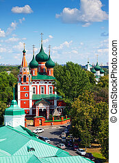 church of the Archangel Michael in Yaroslavl - Garrison...