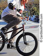 BMX, salto