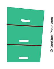 A dresser