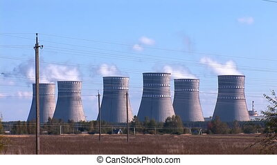 Nuclear Power Station a