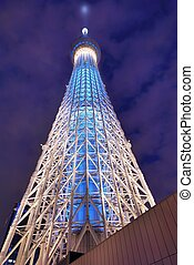 Tokyo Skytree - TOKYO - FEBRUARY 3: The Tokyo Skytree...