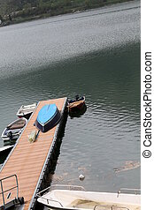 banchina, lago